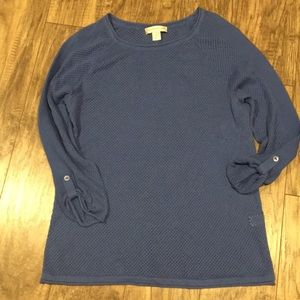 Christopher & Banks lightweight sweater